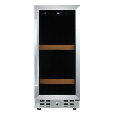3 Bottle Single Zone Convertible Wine Cooler