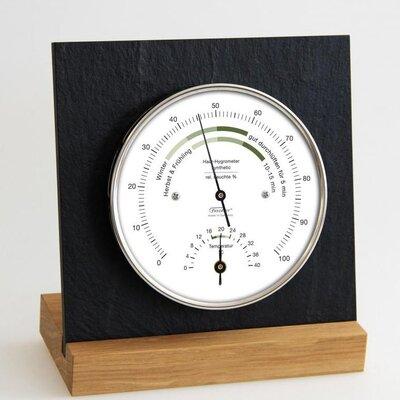 Fischer Barometer Wohnklima-Hygrometer