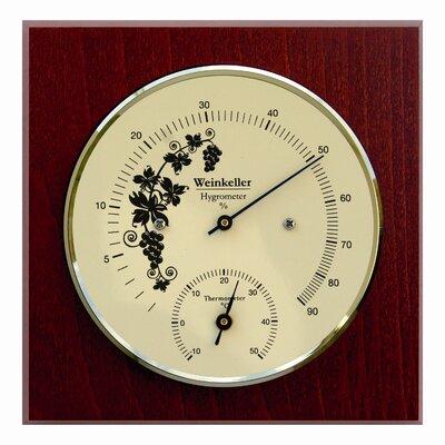 Fischer Barometer Weinkeller-Hygrometer Life