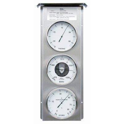 """Fischer Barometer Außenwetterstation """"Skala"""""""