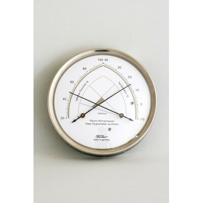 Fischer Barometer Raum-Klimamesser