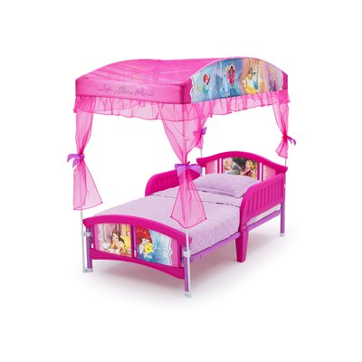 Disney Princess Toddler Canopy Bed