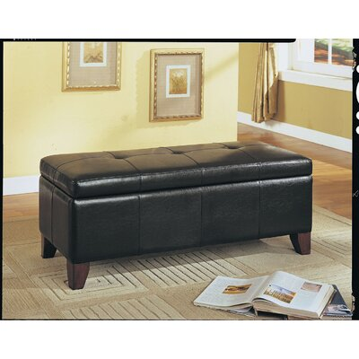Teton Upholstered Storage Bench