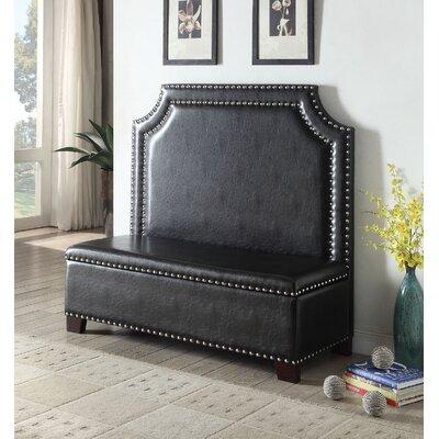 Fadey Upholstered Storage Bench