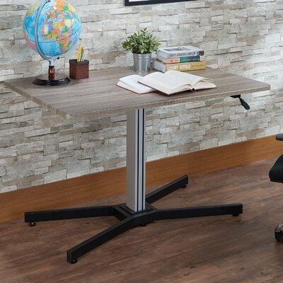 Inscho Writing Desk Finish: Gray Oak