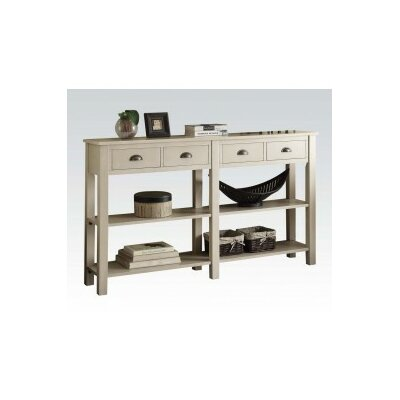 "Galileo Console Table Size: 35"" H x 60"" W x 12"" D"