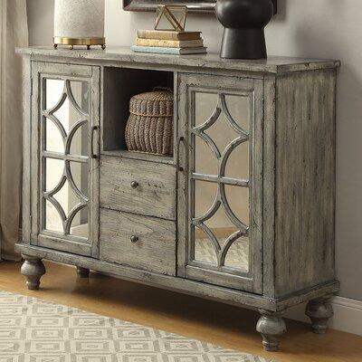 Diondre 2 Door and 2 Drawer Console Table