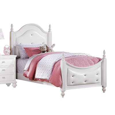 Schermerhorn Tufted Panel Bed Size: Full