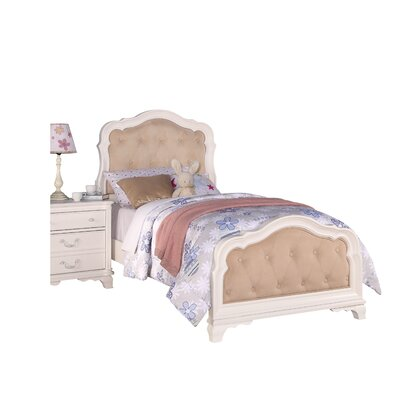 Scaife Tufted Panel Bed Size: Full
