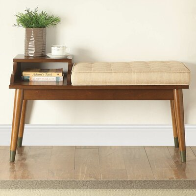 Vachon Upholstered Storage Bench