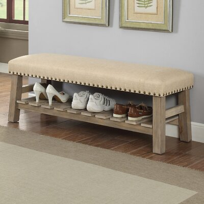 Piyush Upholstered Storage Bench