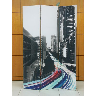 Bakker 3 Panel Room Divider