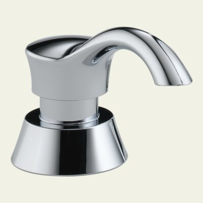 Gala Soap Dispenser Finish: Chrome