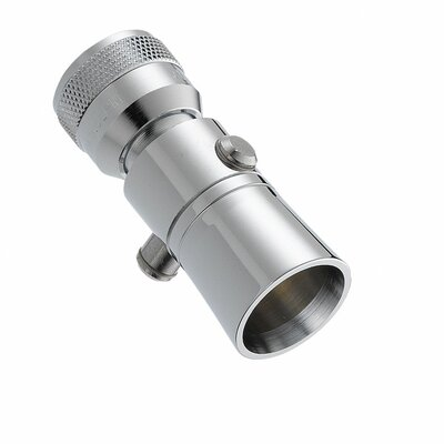 Delta Two-Setting Universal Showering Components Shower Head