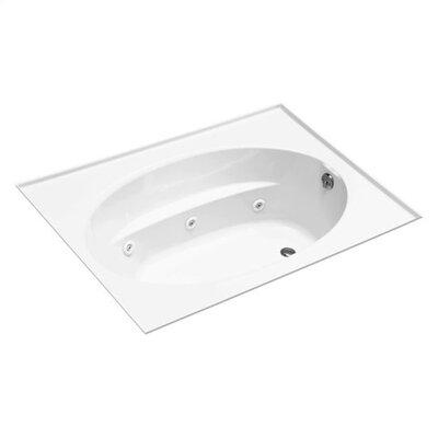"Kohler Windward 60"" x 42"" Whirlpool Tub with Drop-In Installation"