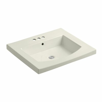 "Persuade 25"" Single Bathroom Vanity Top Finish: Biscuit"