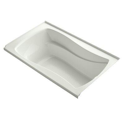 """Mariposa 60"""" x 36"""" Soaking Bathtub Finish: Dune"""