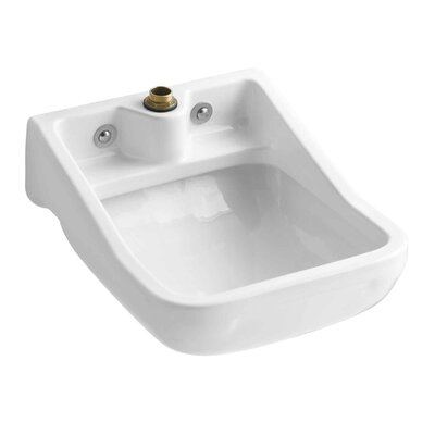 Abrazo Cast Acrylic Freestanding Bath with Center Toe-Tap Drain