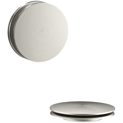 "Clearflo Retrofit 1.5"" Pop-Up Bathroom Sink Drain Finish: Vibrant Brushed Nickel"