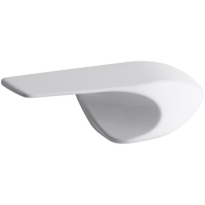 Wellworth Left-Hand Trip Lever Finish: White
