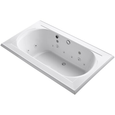 "Kohler Memoirs 72"" x 42"" Air / Whirlpool Bathtub"