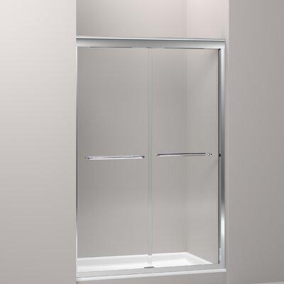 """Kohler Fluence 70.31"""" x 47.63"""" Sliding Shower Door"""