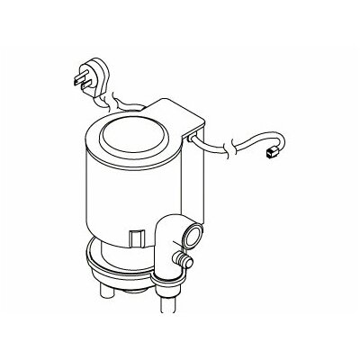 Kohler Assembly, Pump Flush 84153