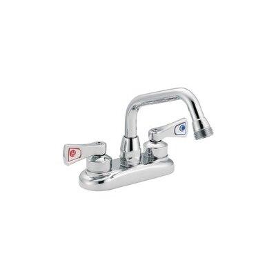 M-Dura Centerset Faucet with Double Level Handle