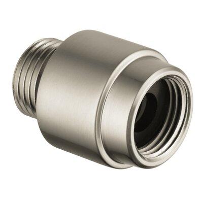 External Vacuum Breaker Finish: Brushed Nickel