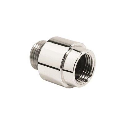External Vacuum Breaker Finish: Polished Nickel