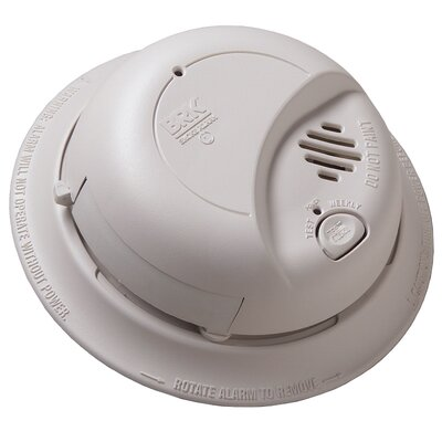 First Alert Contractor Pack Smoke Alarm with Battery Backup