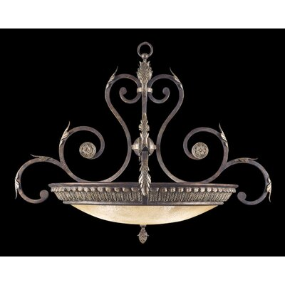 Fine Art Lamps Stile Bellagio 3 Light Pendant