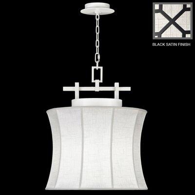 Fine Art Lamps Fusion 1 Light Drum Pendant