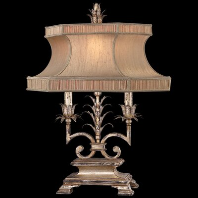 """Fine Art Lamps Pastiche 30"""" H Table Lamp with Bell Shade"""