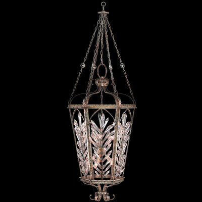 Fine Art Lamps Winter Palace 10 Light Foyer Pendant