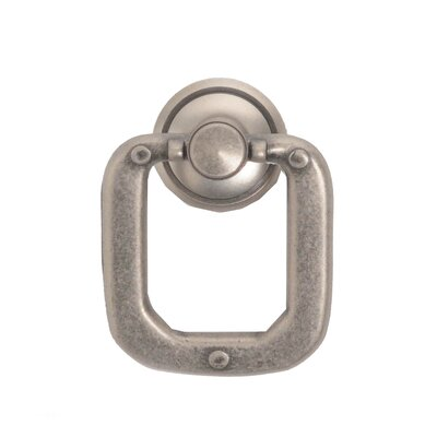 Vienna 1800 Circa Ring Pull Finish: Old Iron