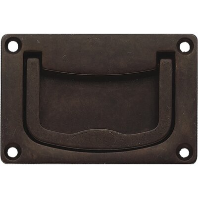 Recess Recessed Pull Finish: Oil Rubbed Bronze