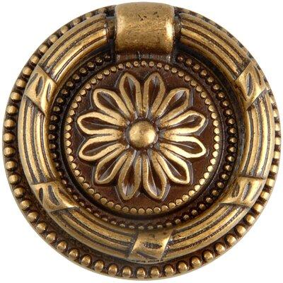 Calais Ring Pull Finish: Dark Antique Brass