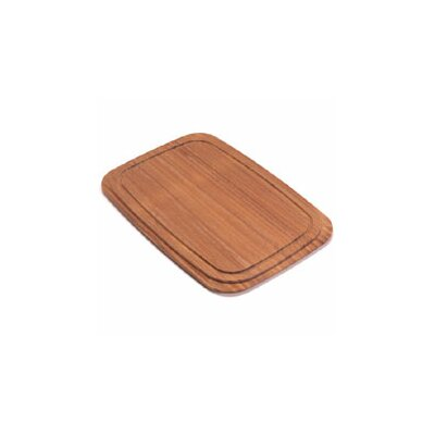 Prestige Wood Cutting Board Color: Teak