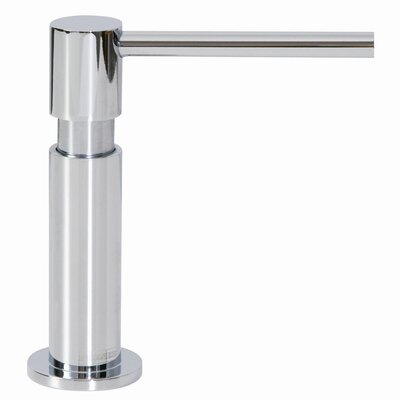 Slimline Soap Dispenser Color: Chrome