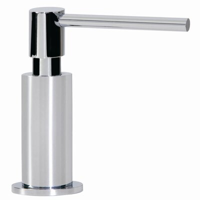 Ovale Soap Dispenser Color: Chrome