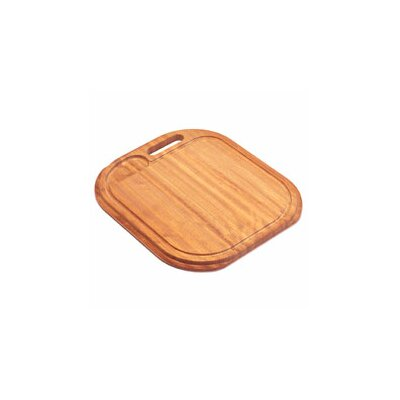 Compact Wood Cutting Board Color: Teak