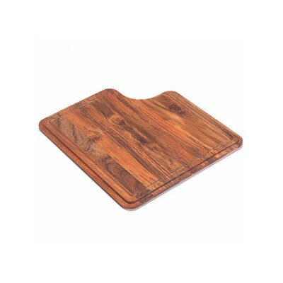Pro-Series Solid Wood Cutting Board