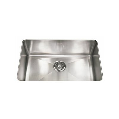 """Franke Professional 31.88"""" x 18.13"""" Under Mount Kitchen Sink"""