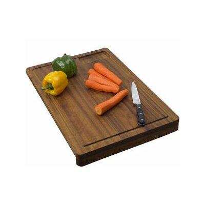 Oceania Wood Cutting Board