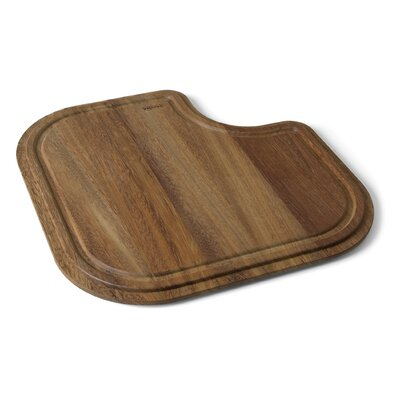 Euro-Pro Wood Cutting Board