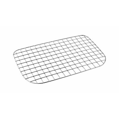 "21"" x 17"" Sink Grid Color: Stainless Steel"