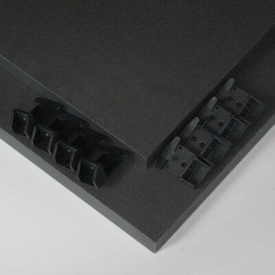 2-Piece Shelf Set