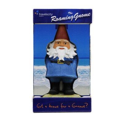 Exhart Travelocity Roaming Gnome Statue