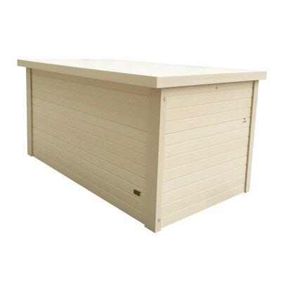 """ecoFLEX Deck Box Size: 19.7"""" H x 60"""" W x 20.5"""" D"""